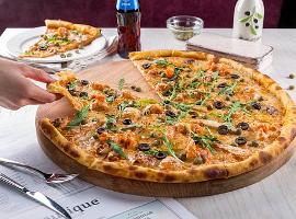 Projekt- Pizzeria