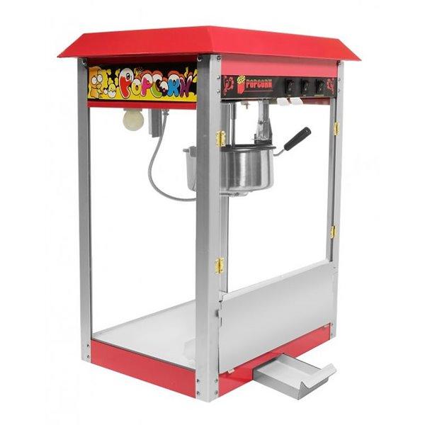 Maszyna do Popcornu | Soda Pluss 500030007