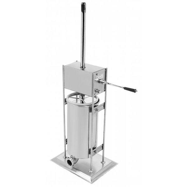 Nadziewarka do kiełbas 15 litrów - pionowa | Soda Pluss 110080035