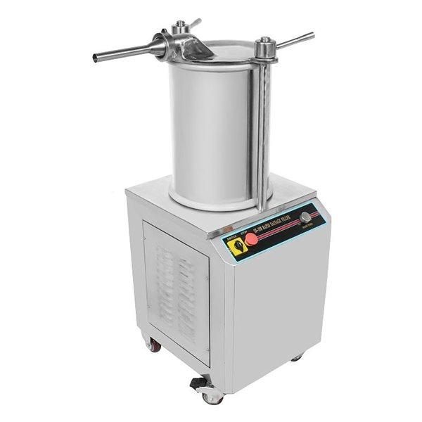 Nadziewarka do kiełbas 35 litrów - hydrauliczna | Soda Pluss 140015040