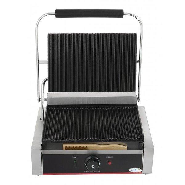 Kontakt grill PANINI  | Soda Pluss 110100003