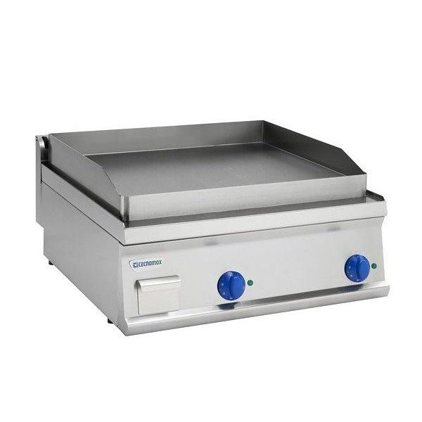 Płyta grillowa gładka nastawna moc: 7,8kW | Soda Pluss 460080048