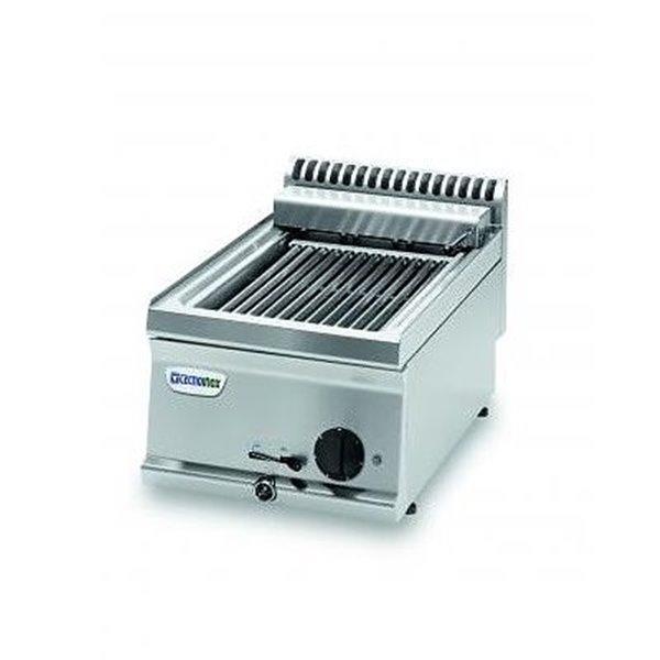 Grill elektryczny wodny nastawny moc: 4,05kW | Soda Pluss 460080059