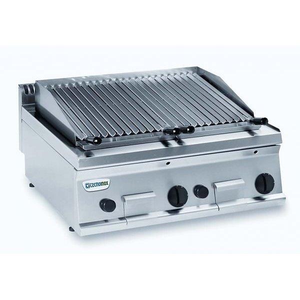 Lava grill gazowy nastawny moc: 13,8kW | Soda Pluss 460080064