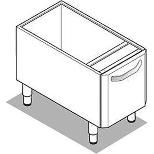Podstawa szafkowa z drzwiami 350x575x600 | Soda Pluss 460080092