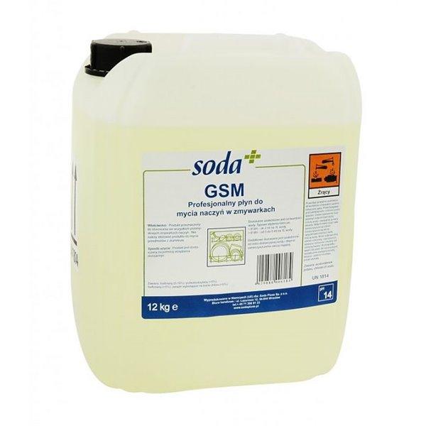 Środek myjący SODA GSM | Soda Pluss 340010003