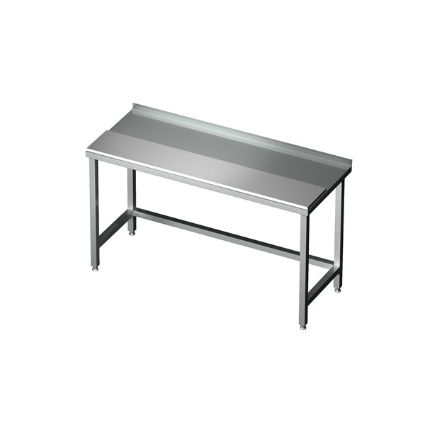 Stół przyścienny z płytą polietylenową eko 04 60 1400X700X850   Plastmet