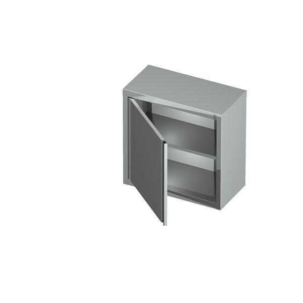 Szafka wisząca 1-drzwiowa  eko 06 31 600X400X600 | Plastmet