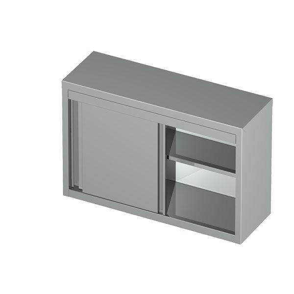 Szafka wisząca drzwi suwane eko 06 34 1100X400X600 | Plastmet