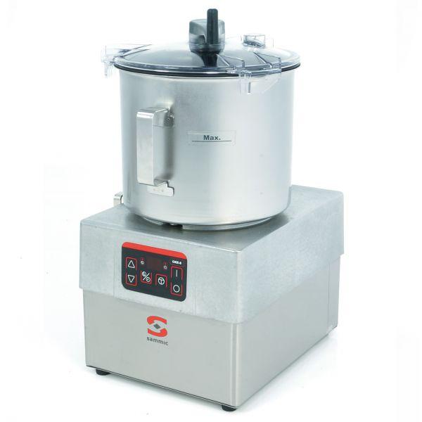 Cutter-Emulgator CKE-8 | SAMMIC 1050160